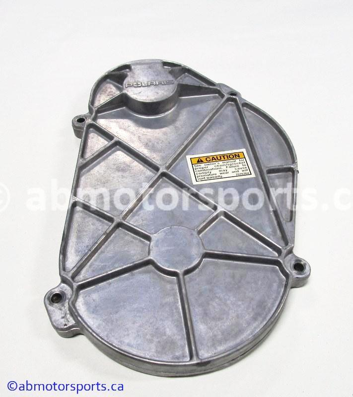 Used Polaris Snowmobile XLT LIMITED OEM part # 5630413 chain case cover for sale