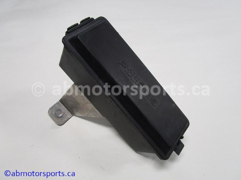 Used Polaris Snowmobile XLT LIMITED OEM part # 5240687 and 5430716 and 5430719 tool box for sale