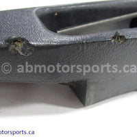 Used Polaris Snowmobile RMK 600 OEM Part # 5432562 BUMPER COVER LEFT REAR HANDLE for sale