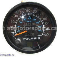 Used Polaris Snowmobile RMK 600 OEM Part # 3280254 SPEEDOMETER for sale