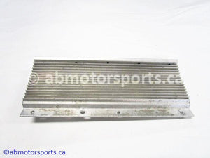Used Polaris Snowmobile RMK 600 OEM part # 2511304 HEAT EXCHANGER FRONT for sale