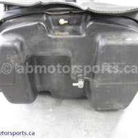 Used Polaris Snowmobile RMK 600 OEM part # 2682283 SEAT WITH FUEL TANK ASSEMBLY for sale