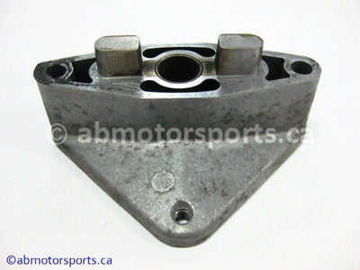 Used Polaris Snowmobile RMK 800 OEM part # 1202216 exhaust valve base for sale