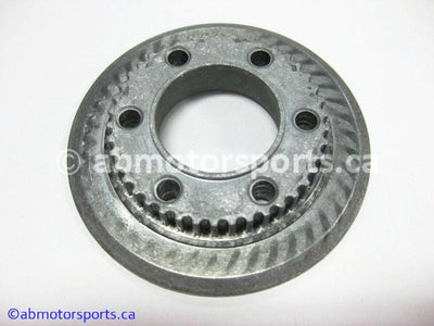 Used Polaris Snowmobile RMK 800 OEM part # 5630824 water pump pulley for sale