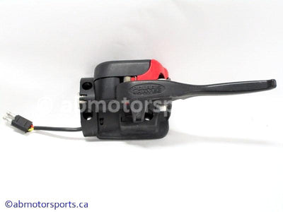 Used Polaris Snowmobile RMK 800 OEM part # 2010219 master cylinder for sale
