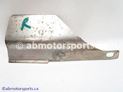 Used Polaris Snowmobile RMK 800 OEM part # 5244889 right hood guide for sale