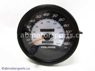 Used Polaris Snowmobile RMK 800 OEM Part # 3280411 SPEEDOMETER for sale