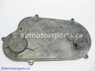 Used Polaris Snowmobile RMK 800 OEM Part # 5132368 CHAINCASE COVER for sale
