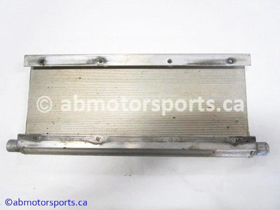 Used Polaris Snowmobile RMK 800 OEM Part # 1240099 HEAT EXCHANGER REAR for sale