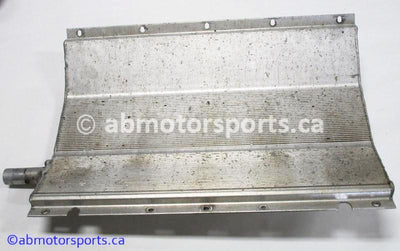 Used Polaris Snowmobile RMK 800 OEM Part # 2520292 HEAT EXCHANGER FRONT for sale