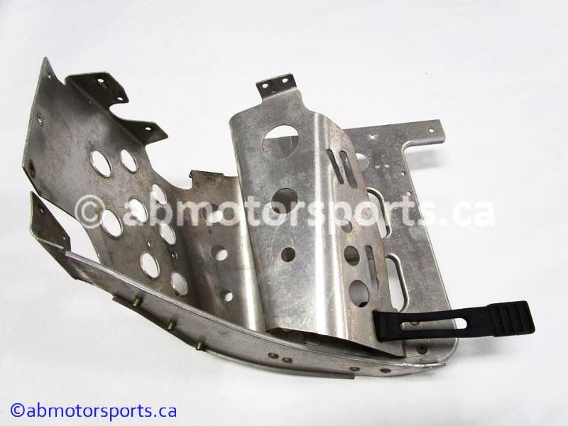 Used Polaris Snowmobile RMK 800 OEM Part # 5242740 OR 5247205 FOOT REST RIGHT for sale