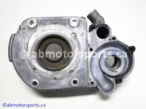 Used Polaris Snowmobile RMK 600 OEM part # 1201650 water pump housing for sale