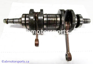 Used Polaris Snowmobile RMK 700 OEM part # 2201360 crankshaft core for sale