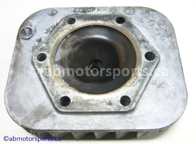 Used Polaris Snowmobile TRAIL RMK OEM part # 3083707 CYLINDER HEAD for sale
