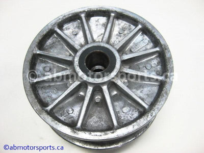 Used Polaris Snowmobile TRAIL RMK OEM part # 1321735 primary drive clutch for sale