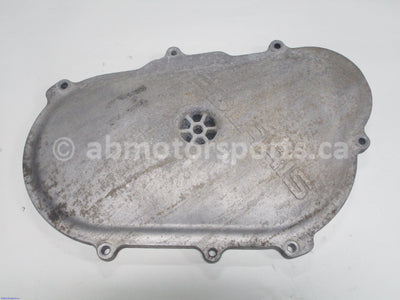 Used Polaris Snowmobile TRAIL RMK OEM part # 5631354 chaincase cover for sale