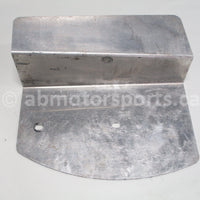 Used Polaris Snowmobile TRAIL RMK OEM part # 5247536 muffler shield for sale