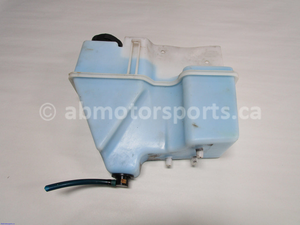 Used Polaris Snowmobile TRAIL RMK OEM part # 1253453 oil reservoir for sale