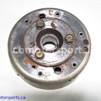 Used Polaris Snowmobile TRAIL RMK OEM part # 3087213 flywheel rotor for sale