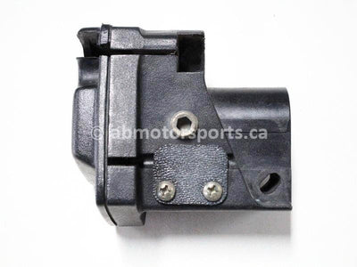 Used 1997 Polaris Snowmobile RMK 500 OEM part # 5431592 throttle block for sale. Check out our online store for more parts that fit your unit.