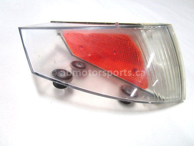 A used Reflector Lens from a 1997 RMK 500 Polaris OEM Part # 5431856  for sale. Check out our online catalog for more parts that will fit your unit!
