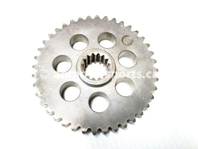 A used Sprocket 40T from a 1997 RMK 500 Polaris OEM Part # 3222088 for sale. Polaris parts…ATV and snowmobile…online catalog? YES! Shop here!