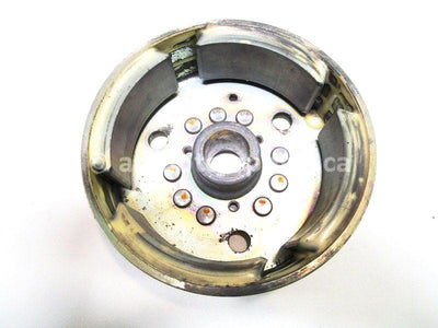 A used Flywheel from a 1997 RMK 500 Polaris OEM Part # 3084287 for sale. Polaris parts…ATV and snowmobile…online catalog? YES! Shop here!