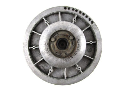 A used Secondary Clutch from a 1997 RMK 500 Polaris OEM Part # 1321925  for sale. Check out our online catalog for more parts that will fit your unit!