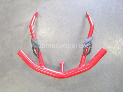 Used 2013 Polaris RMK PRO 800 Snowmobile OEM part # 1018417 front bumper for sale
