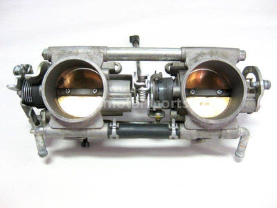Used 2013 Polaris RMK PRO 800 Snowmobile OEM part # 1204570 throttle body for sale
