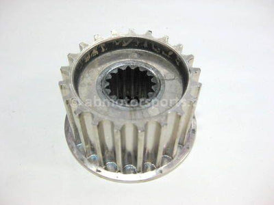 Used 2013 Polaris RMK PRO 800 Snowmobile OEM part # 3222204 21 tooth sprocket for sale