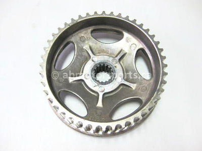 Used 2013 Polaris RMK PRO 800 Snowmobile OEM part # 3222205 44 tooth sprocket for sale