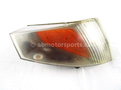 A used Reflector Lens Rh from a 2000 RMK 600 Polaris OEM Part # 5431856 for sale. Check out our online catalog for more parts that will fit your unit!