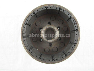A used Flywheel from a 2000 RMK 600 Polaris OEM Part # 4010139 for sale. Polaris parts! Check out our online catalog for more parts that will fit your unit!