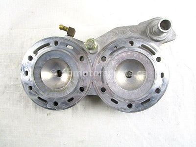 A used Cylinder Head from a 2008 RMK 700 Polaris OEM Part # 3021768 for sale. Find your Polaris snowmobile parts in our online catalog!