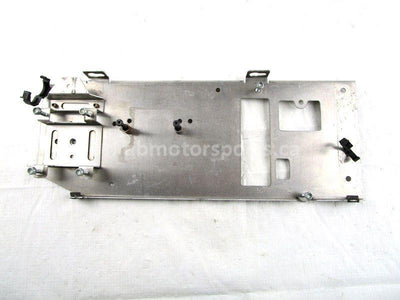 A used Electrical Mount Plate from a 2008 RMK 700 Polaris OEM Part # 1015761 for sale. Find your Polaris snowmobile parts in our online catalog!