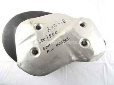 A new Muffler for a 2016 RMK 800 PRO Polaris OEM Part # 1262701 for sale. Check out our online catalog for more parts that will fit your unit!