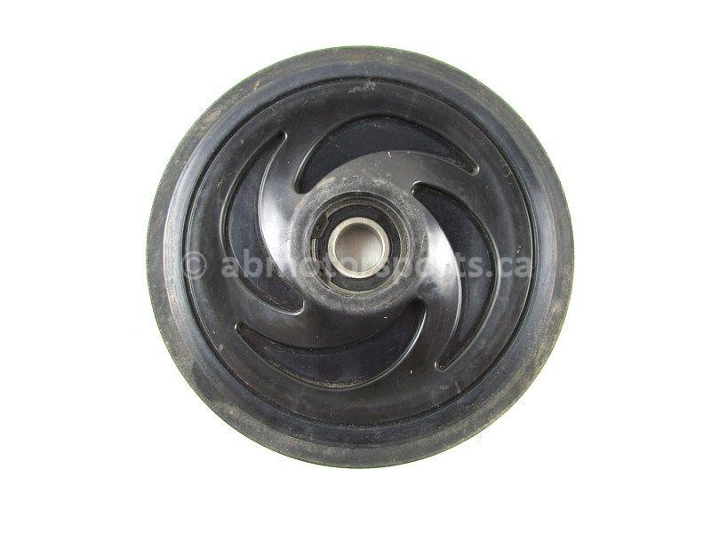 A new Idler Wheel for a 2006 RMK 900 Polaris OEM Part # 1590388-070 for sale. Check out our online catalog for more parts that will fit your unit!