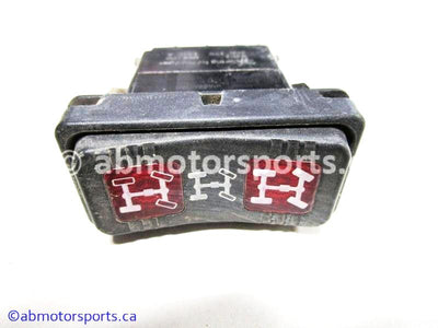 Used Polaris UTV RANGER 570 EFI OEM part # 4012747 all wheel drive switch for sale