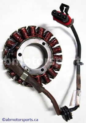 Used Polaris UTV RANGER 570 EFI OEM part # 4013990 stator for sale