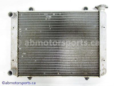 Used Polaris UTV RANGER 570 EFI OEM part # 1240720 radiator for sale