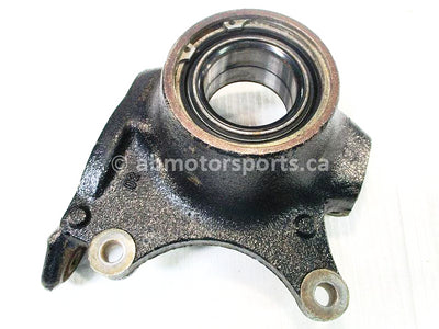 A used Front Right Knuckle from a 2013 RZR 800 Polaris OEM Part # 5135443 for sale. Polaris salvage parts! Check our online catalog for parts!