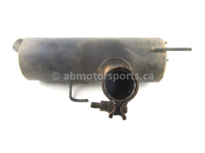 A used Muffler from a 2013 RZR 800 Polaris OEM Part # 1262238-489 for sale. Check out our online catalog for more parts that will fit your unit!