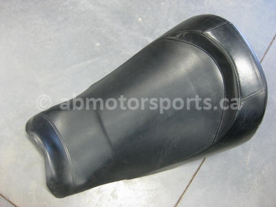 Used Skidoo SUMMIT 1000 HIGHMARK X OEM part # 510004440 seat assembly for sale