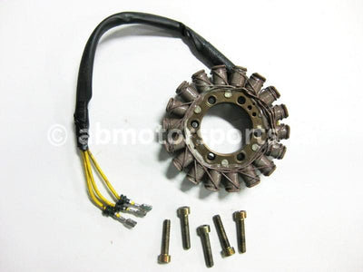Used Skidoo SUMMIT X 800R OEM part # 420889907 OR 420889904 stator plate for sale
