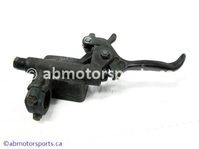 Used Skidoo SUMMIT 800 OEM part # 507032362 master cylinder for sale