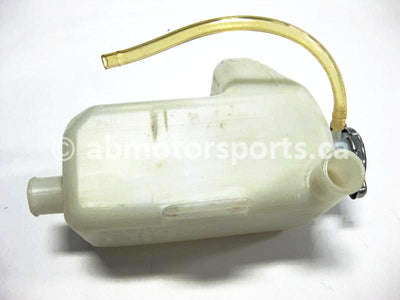 Used Skidoo GRAND TOURING 580 OEM part # 572055200 coolant tank for sale
