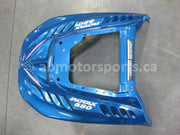 Used Skidoo GRAND TOURING 580 OEM part # 572056403 hood for sale