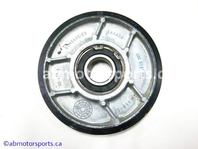 Used Skidoo GRAND TOURING 580 OEM part # 503112300 idler wheel for sale