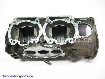 Used Skidoo GRAND TOURING 500 OEM part # 420886921 crankcase for sale